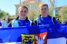 Pesaro EM 2012 - Mnnschaftsbilder